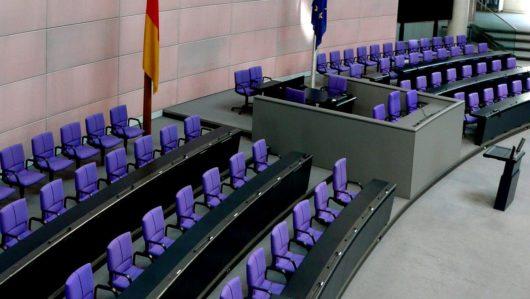 Deutscher Bundestag Plenum